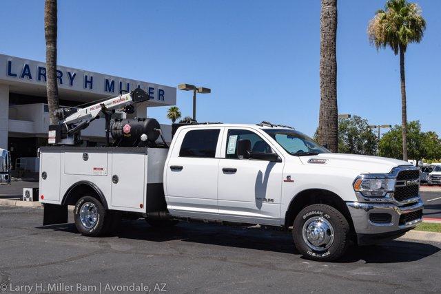 2019 Ram 3500 Crew Cab DRW 4x4, Reading Master Mechanic HD Crane Crane Body #19P00009 - photo 18