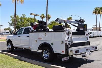 2019 Ram 3500 Crew Cab DRW 4x4, Reading Master Mechanic HD Crane Crane Body #19P00009 - photo 11