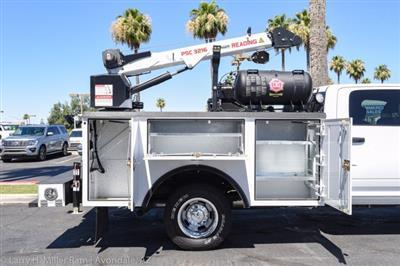 2019 Ram 3500 Crew Cab DRW 4x4, Reading Master Mechanic HD Crane Crane Body #19P00009 - photo 17