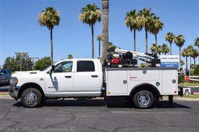 2019 Ram 3500 Crew Cab DRW 4x4, Reading Master Mechanic HD Crane Crane Body #19P00009 - photo 4