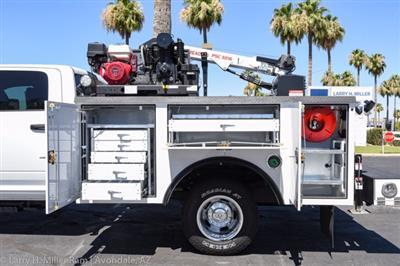 2019 Ram 3500 Crew Cab DRW 4x4, Reading Master Mechanic HD Crane Crane Body #19P00009 - photo 6