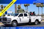 2019 Ram 3500 Crew Cab DRW 4x4, Reading Master Mechanic HD Crane Crane Body #19P00009 - photo 1