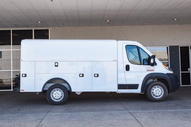 2019 Ram ProMaster 3500 FWD, Knapheide KUV Service Utility Van #19P00017 - photo 13
