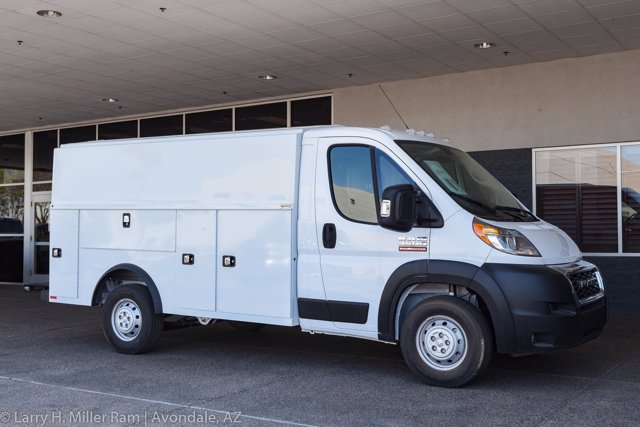 2019 Ram ProMaster 3500 FWD, Knapheide KUV Service Utility Van #19P00017 - photo 15