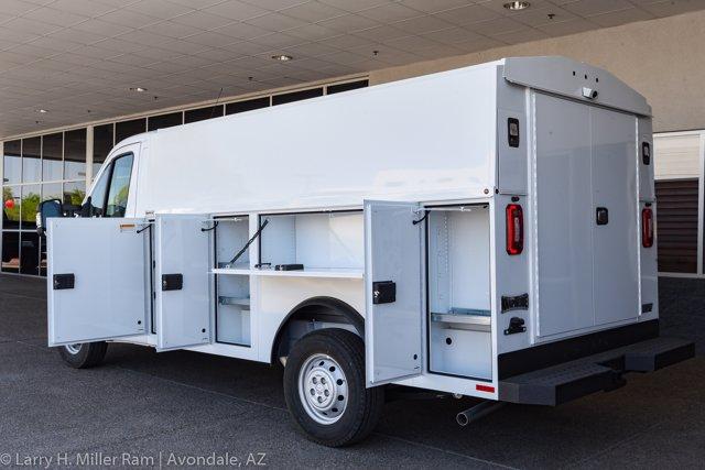 2019 Ram ProMaster 3500 FWD, Knapheide KUV Service Utility Van #19P00017 - photo 6