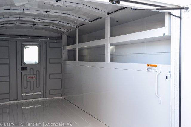 2019 Ram ProMaster 3500 FWD, Knapheide KUV Service Utility Van #19P00017 - photo 8
