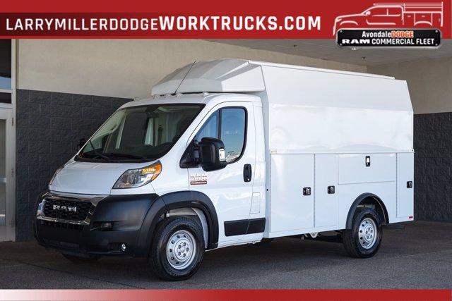2019 Ram ProMaster 3500 FWD, Knapheide Service Utility Van #19P00021 - photo 1