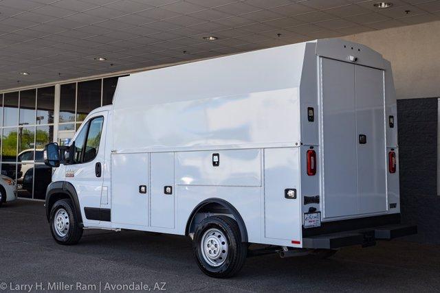 2019 Ram ProMaster 3500 FWD, Knapheide Service Utility Van #19P00023 - photo 1