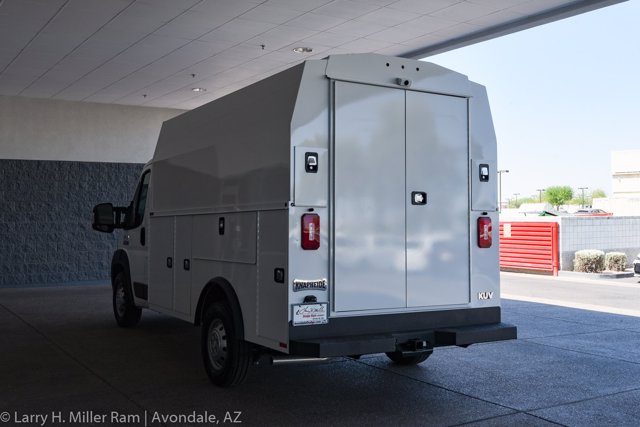 2019 Ram ProMaster 3500 FWD, Knapheide KUV Service Utility Van #19P00024 - photo 10