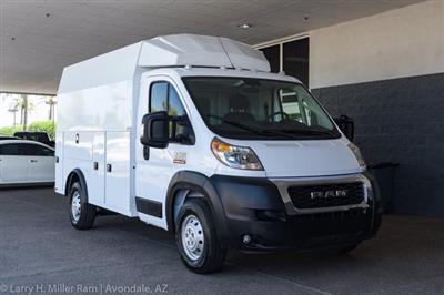 2019 Ram ProMaster 3500 FWD, Knapheide KUV Service Utility Van #19P00024 - photo 17