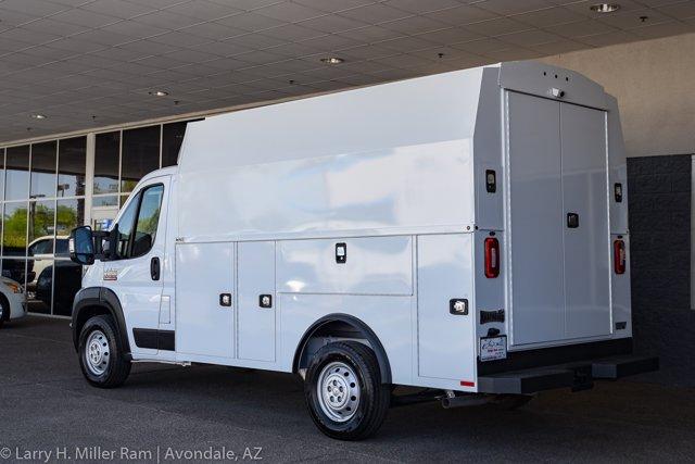 2019 Ram ProMaster 3500 FWD, Knapheide Service Utility Van #19P00028 - photo 1
