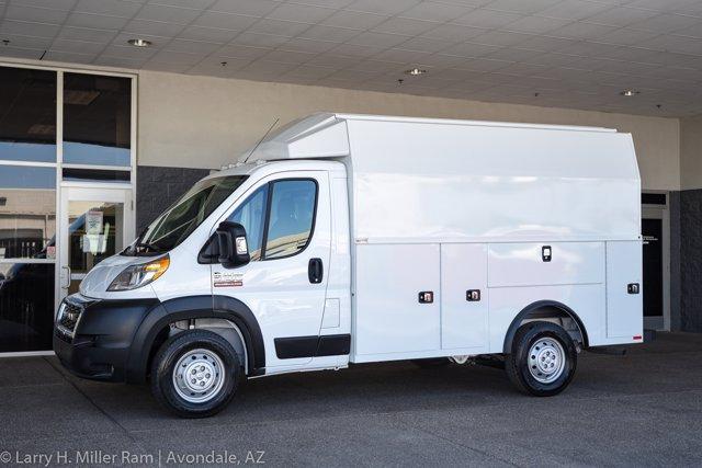 2019 Ram ProMaster 3500 FWD, Knapheide KUV Service Utility Van #19P00035 - photo 3