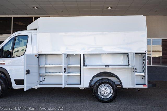 2019 Ram ProMaster 3500 FWD, Knapheide KUV Service Utility Van #19P00036 - photo 5