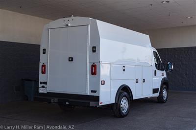 2019 Ram ProMaster 3500 FWD, Knapheide KUV Service Utility Van #19P00036 - photo 12
