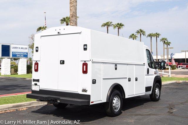 2019 Ram ProMaster 3500 FWD, Knapheide KUV Service Utility Van #19P00043 - photo 14