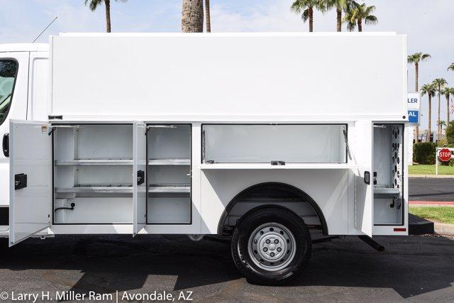 2019 Ram ProMaster 3500 FWD, Knapheide KUV Service Utility Van #19P00043 - photo 3