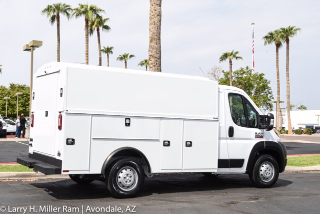 2019 Ram ProMaster 3500 FWD, Knapheide KUV Service Utility Van #19P00044 - photo 15