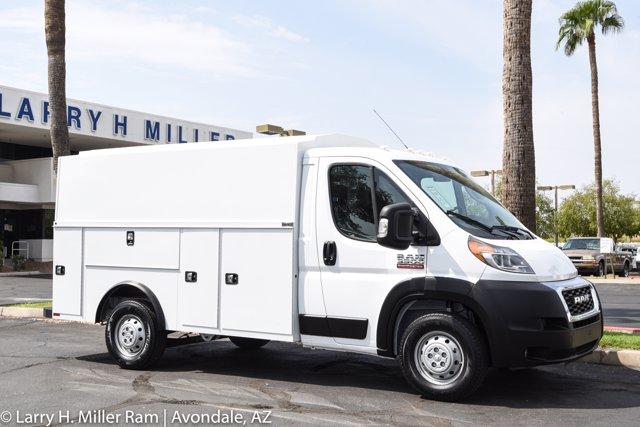 2019 Ram ProMaster 3500 FWD, Knapheide KUV Service Utility Van #19P00044 - photo 19
