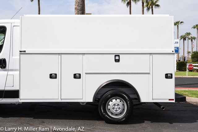 2019 Ram ProMaster 3500 FWD, Knapheide KUV Service Utility Van #19P00044 - photo 6