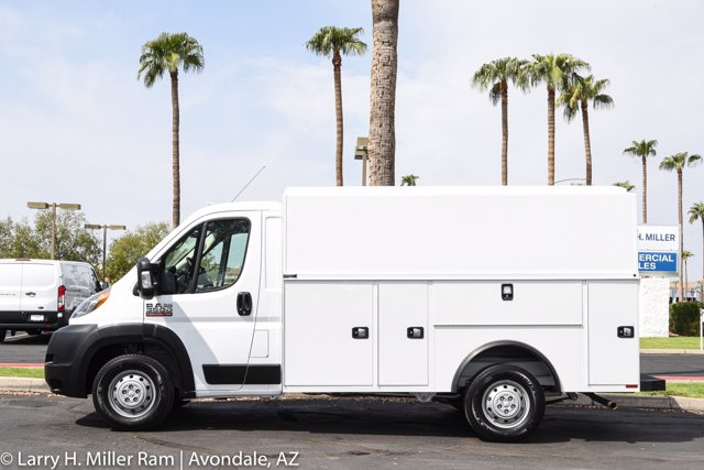 2019 Ram ProMaster 3500 FWD, Knapheide KUV Service Utility Van #19P00045 - photo 4