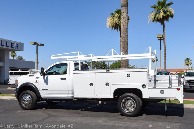 2020 Ram 5500 Regular Cab DRW RWD, Scelzi SEC Combo Body #20P00000 - photo 4