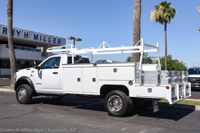 2020 Ram 5500 Regular Cab DRW RWD, Scelzi Combo Body #20P00000 - photo 1