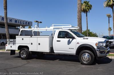 2020 Ram 5500 Regular Cab DRW RWD, Scelzi SEC Combo Body #20P00000 - photo 15