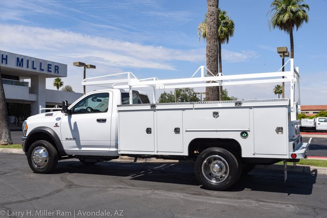 2020 Ram 5500 Regular Cab DRW RWD, Scelzi Contour Service Body #20P00001 - photo 8