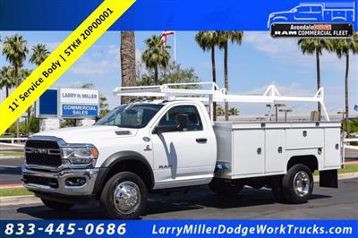 2020 Ram 5500 Regular Cab DRW 4x2, Scelzi Contour Service Body #20P00001 - photo 1