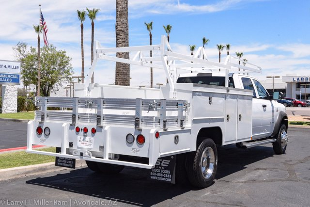 2020 Ram 5500 Crew Cab DRW 4x4, Scelzi SEC Combo Body #20P00002 - photo 12