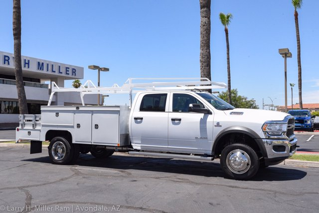 2020 Ram 5500 Crew Cab DRW 4x4, Scelzi SEC Combo Body #20P00002 - photo 17