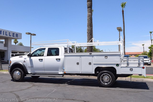 2020 Ram 5500 Crew Cab DRW 4x4, Scelzi SEC Combo Body #20P00002 - photo 4