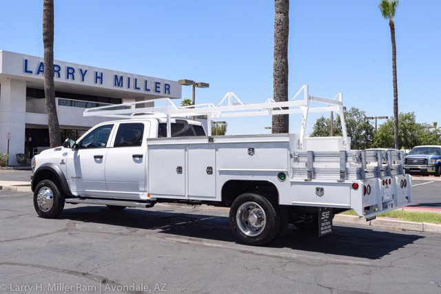 2020 Ram 5500 Crew Cab DRW 4x4, Scelzi SEC Combo Body #20P00002 - photo 2