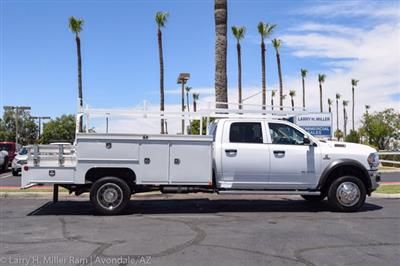 2020 Ram 5500 Crew Cab DRW 4x4, Scelzi SEC Combo Body #20P00002 - photo 14