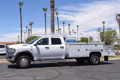 2020 Ram 5500 Crew Cab DRW 4x4, Scelzi SEC Combo Body #20P00002 - photo 3