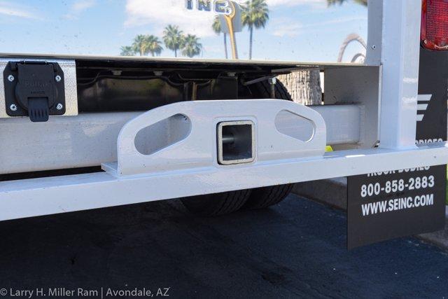 2020 Ram 5500 Crew Cab DRW 4x4, Scelzi CTFB Contractor Body #20P00003 - photo 10