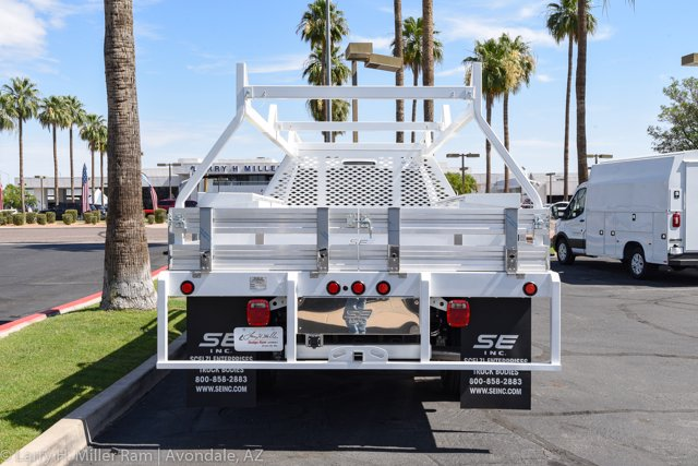 2020 Ram 5500 Crew Cab DRW 4x4, Scelzi CTFB Contractor Body #20P00003 - photo 12