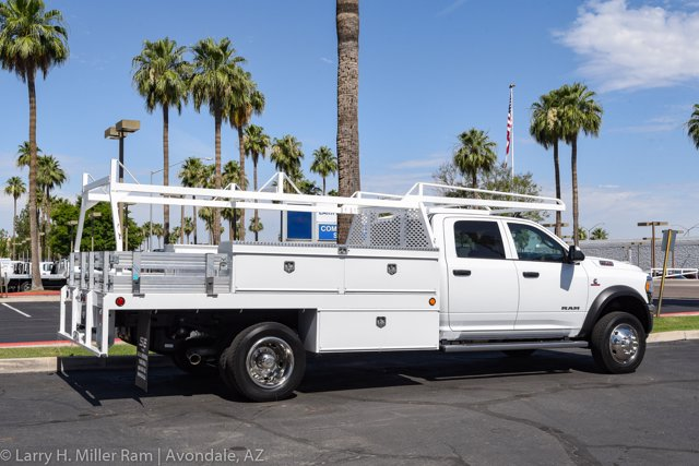 2020 Ram 5500 Crew Cab DRW 4x4, Scelzi CTFB Contractor Body #20P00003 - photo 14