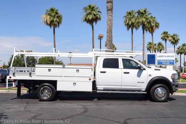 2020 Ram 5500 Crew Cab DRW 4x4, Scelzi CTFB Contractor Body #20P00003 - photo 19