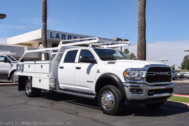 2020 Ram 5500 Crew Cab DRW 4x4, Scelzi CTFB Contractor Body #20P00003 - photo 21