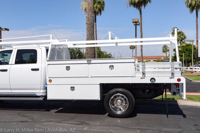 2020 Ram 5500 Crew Cab DRW 4x4, Scelzi CTFB Contractor Body #20P00003 - photo 5