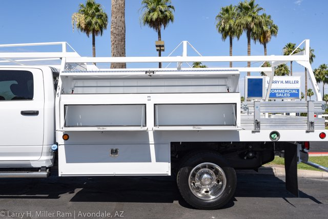 2020 Ram 5500 Crew Cab DRW 4x4, Scelzi CTFB Contractor Body #20P00003 - photo 6
