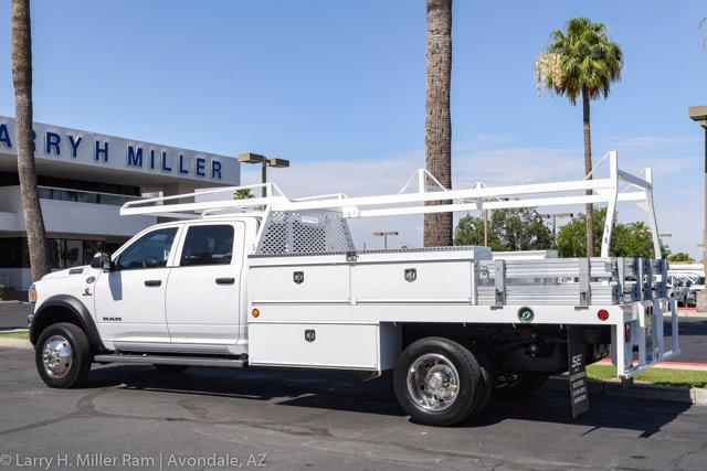 2020 Ram 5500 Crew Cab DRW 4x4, Scelzi CTFB Contractor Body #20P00003 - photo 8