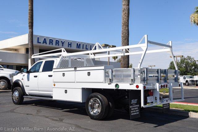 2020 Ram 5500 Crew Cab DRW 4x4, Scelzi CTFB Contractor Body #20P00003 - photo 2