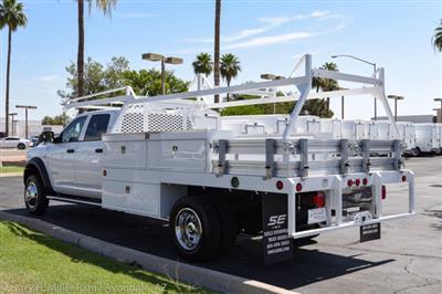 2020 Ram 5500 Crew Cab DRW 4x4, Scelzi CTFB Contractor Body #20P00003 - photo 11