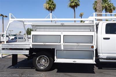2020 Ram 5500 Crew Cab DRW 4x4, Scelzi CTFB Contractor Body #20P00003 - photo 17