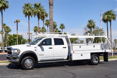 2020 Ram 5500 Crew Cab DRW 4x4, Scelzi CTFB Contractor Body #20P00003 - photo 4