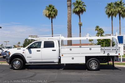 2020 Ram 5500 Crew Cab DRW 4x4, Scelzi CTFB Contractor Body #20P00003 - photo 3