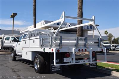 2020 Ram 5500 Crew Cab DRW 4x4, Scelzi CTFB Contractor Body #20P00003 - photo 9