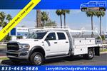 2020 Ram 5500 Crew Cab DRW 4x4, Scelzi CTFB Contractor Body #20P00003 - photo 1
